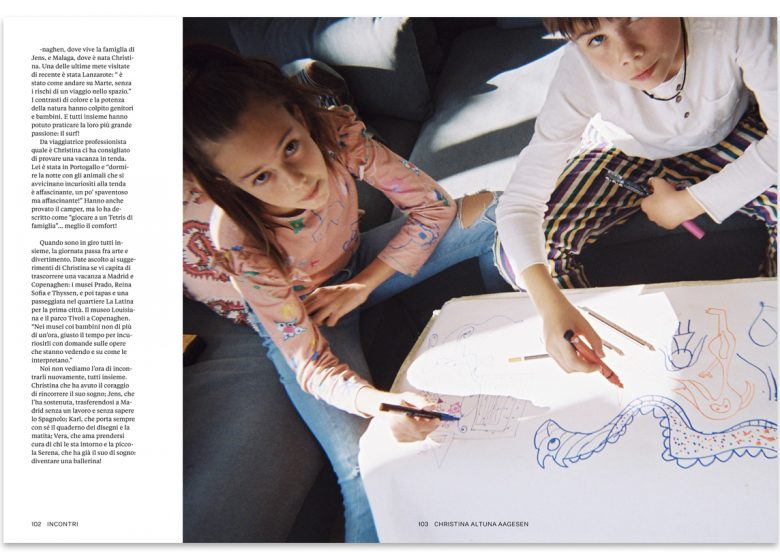 illustrazioni di bambini, draw and print, kids fashion magazine, kids fashion brand