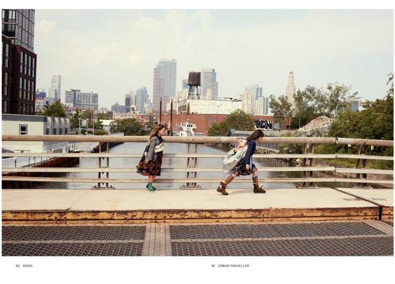 kids fashion editorial - kids fashion magazine - urban traveller